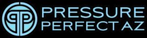 Pressure Perfect AZ Logo Phoenix Valley Pressure Washing Covid 19 Sanitation Litchfield Park, Goodyear, Avondale, Peoria, Tempe, Glendale, Scottsdale, AZ
